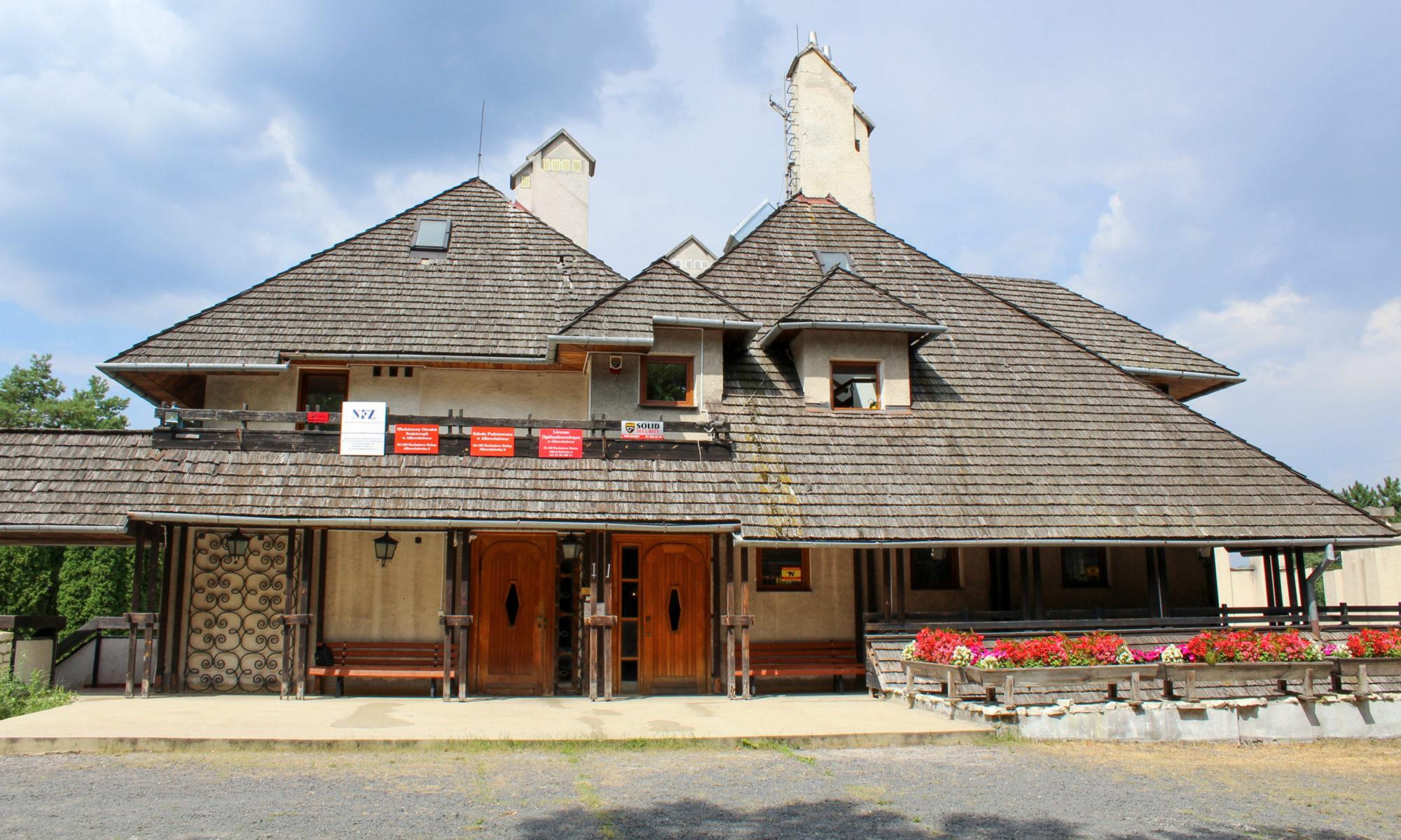 Ośrodek w Albrechtówce